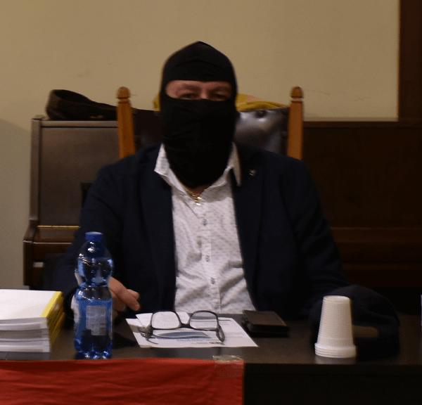 Collaboratore di giustizia Rosario Piccione - Ph.Maurizio Inturri